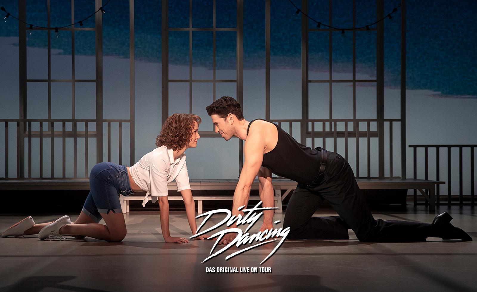 Backstage Ensemble Kreativteam Dirty Dancing Das Original